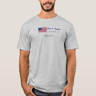 Camiseta Alex P. Keaton para o presidente '08