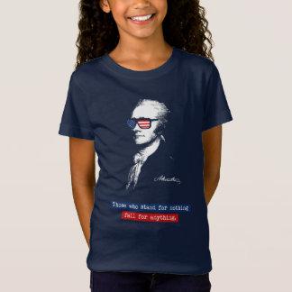 Camiseta Alexander Hamilton aqueles que representam nada