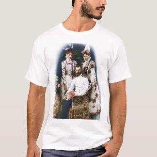 Camiseta Alexandra, Nicholas II, Ella