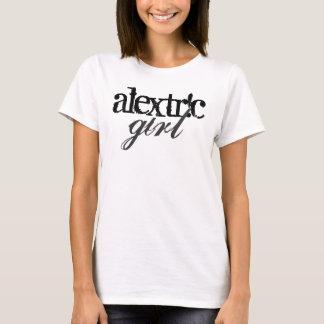 Camiseta alextr! menina de c =]