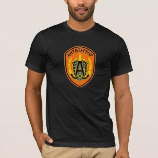 Camiseta Alfa da equipe de Spetsnaz do russo