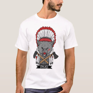 Camiseta Alfa do nativo americano