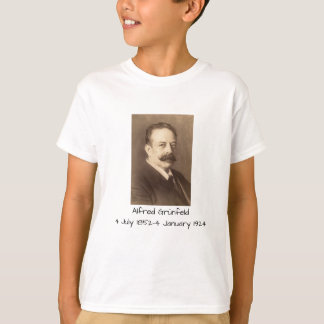 Camiseta Alfred Grunfeld