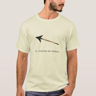 Camiseta Álgebra linear - o vecteur o mais n'est do un do