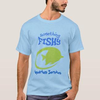 Camiseta Algo aquário duvidoso Svcs