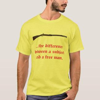 Camiseta Algo revolucionário