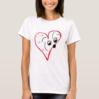 Camiseta Algodão de Tulear Amor