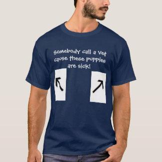 Camiseta Alguém chama um veterinário