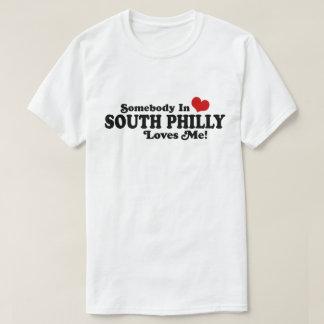 Camiseta Alguém em Philly sul ama-me