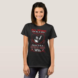 Camiseta Alguém Tshirt especial da esposa do trabalhador da