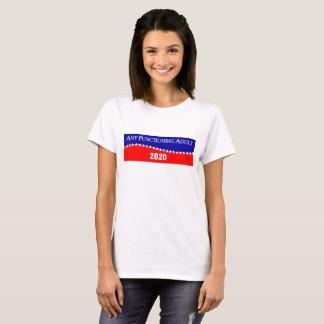 Camiseta Algum adulto de funcionamento 2020