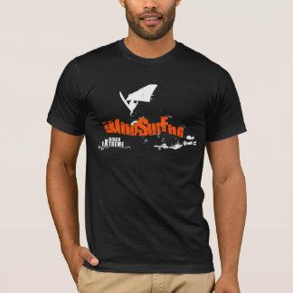 Camiseta Algum tshirt windsurfing da cor para passeios