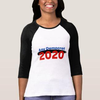 Camiseta Alguma Democrata - 2020