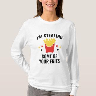 Camiseta Algumas de suas fritadas