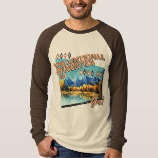 Camiseta Algumas liberdades tradicionais devem ir!