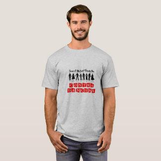 Camiseta Alguns de meus melhores amigos são…