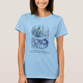 Camiseta Alice e o T das mulheres de Caterpillar