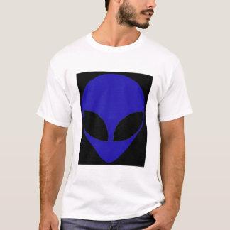 Camiseta Alienígena azul