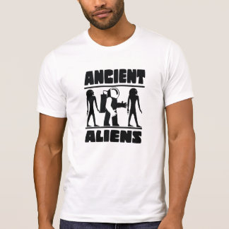 Camiseta Aliens antigos