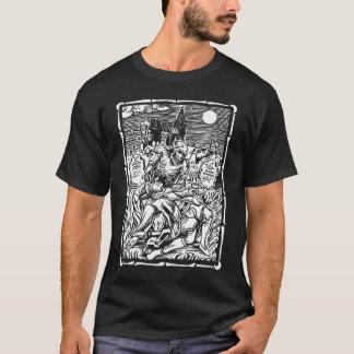 Camiseta Alimentação do Ghoul - t-shirt preto
