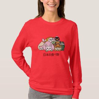 Camiseta Alimentos animais