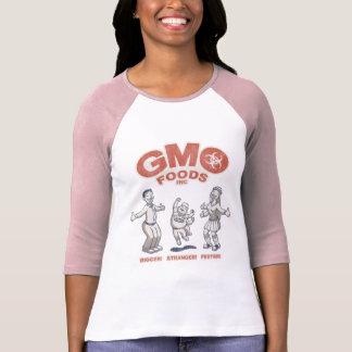 Camiseta Alimentos de GMO