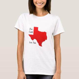 Camiseta Alivio da inundação de Texas de Door County