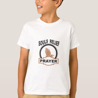 Camiseta alivio das almas