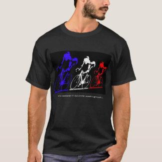 Camiseta alleycat da equipe do homem de de lemond 3 da