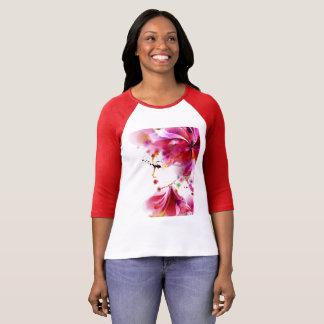 Camiseta Alma 101 da arte abstracta