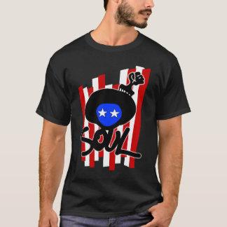 Camiseta Alma de Allstar do americano