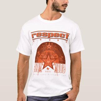 Camiseta Alma do respeito