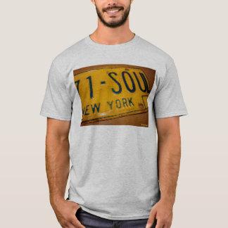 Camiseta alma obtida?