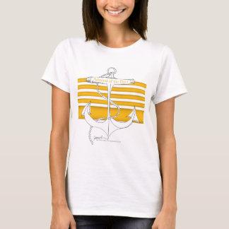 Camiseta almirante da frota, fernandes tony do ouro