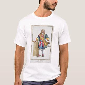 Camiseta Almirante vice Ruyter (1607-76) 'de DES Es de