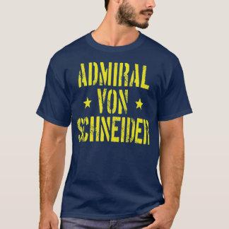 Camiseta Almirante von Schneider