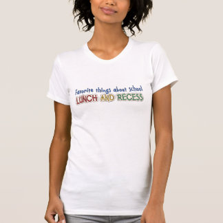 Camiseta Almoço & rebaixo