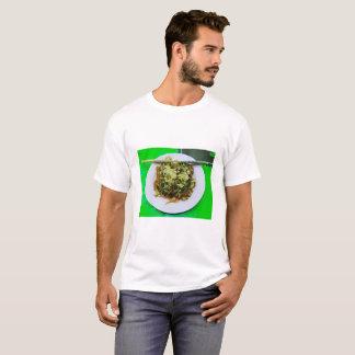 Camiseta Almofada tailandesa da comida tailandesa