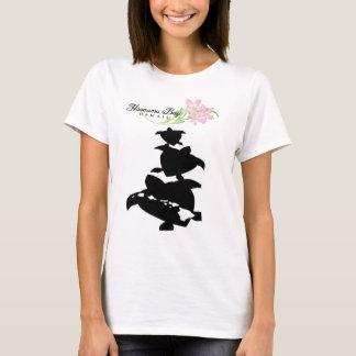 Camiseta Aloha baía de Hanauma das ilhas de Havaí