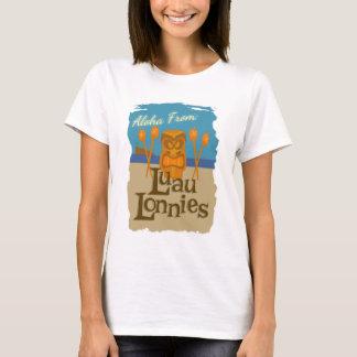 Camiseta Aloha de Luau Lonnies