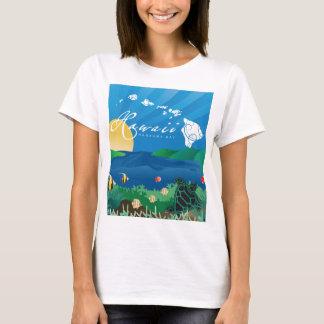 Camiseta Aloha ilhas 140 de Havaí da baía de Hanauma