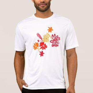 Camiseta Aloha t-shirt do concorrente do Esporte-Tek dos