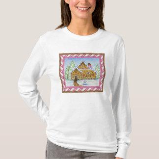 Camiseta Alojamento do pão-de-espécie