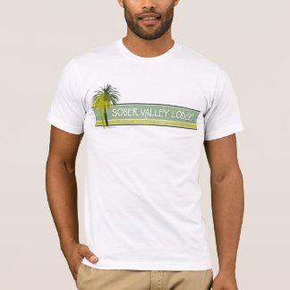 Camiseta Alojamento sóbrio do vale