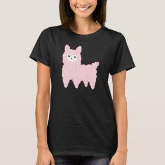 Camiseta Alpaca de Kawaii