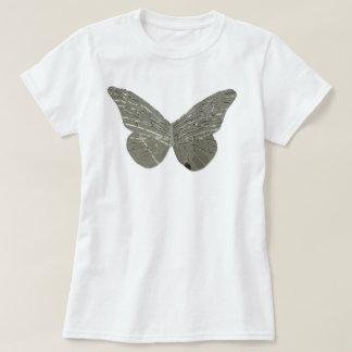 Camiseta alpargata com uma borboleta