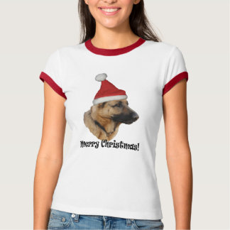 "Camiseta alpargata natal ""cão pastor """