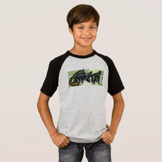 Camiseta alpargata para Skater de cinzentas, de preto para