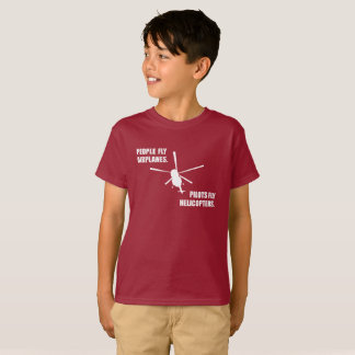 Camiseta alpargata. People fly airplanes, pilots