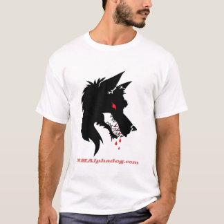 Camiseta alphadoglogo